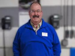 Service Writer Dave Mullane in Staff at Mullane Motors