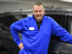 Sales Consultant Mark Doel in Staff at Mullane Motors
