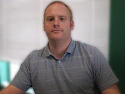 IT Manager Matt Hill in Staff at Mullane Motors