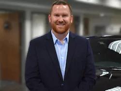 General Manager Ben Macdonald in Staff at Mullane Motors
