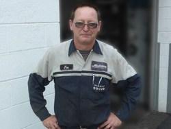 Auto Technician Joe Bauer in Staff at Mullane Motors