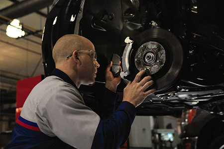 Coupon for Get up to a $30 Rebate by Mail on a Motorcraft® Complete Brake Service