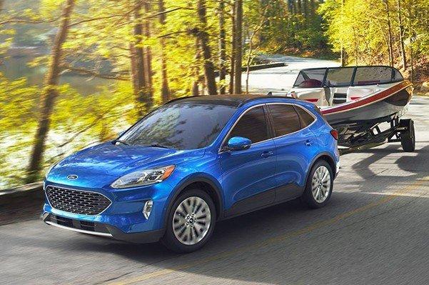 2020 Ford Escape specs