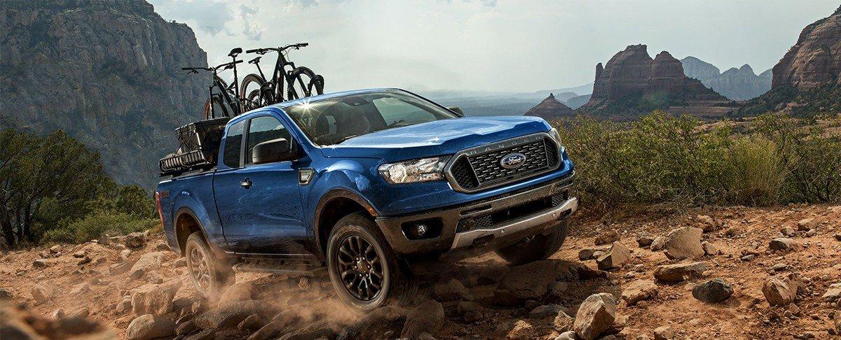 2019 Ford Ranger header