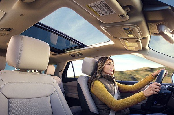 2020 Ford Explorer Interior Features & Technology