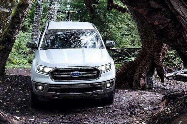 2019 Ford Ranger Specs & Performance
