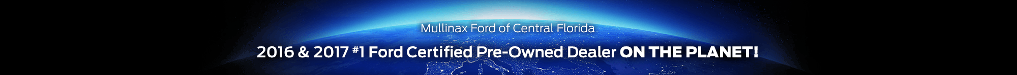 Ford certified pre-owned dealer