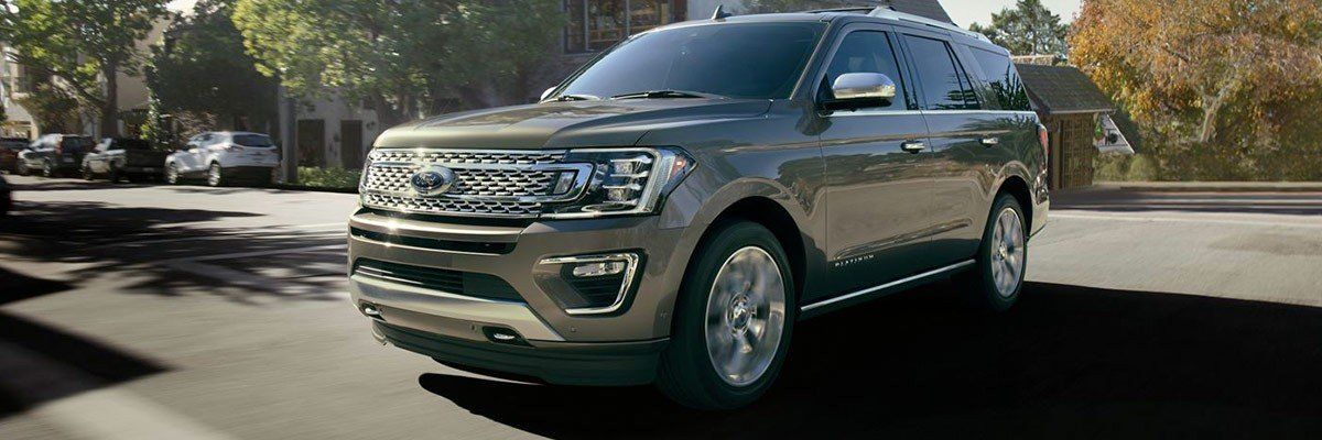 2019 Ford Expedition Specs, Safety & Performance