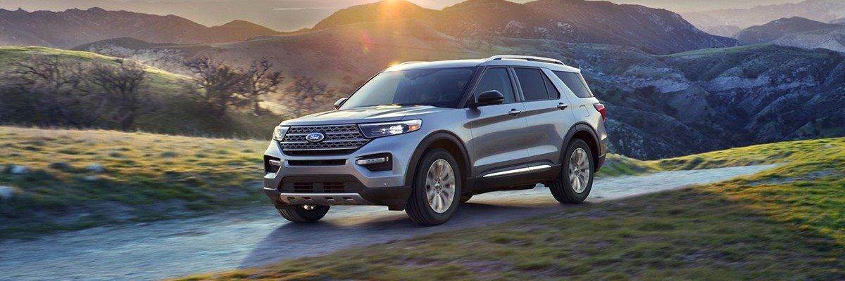 2020 Ford Explorer Specs, Safety & Performanc