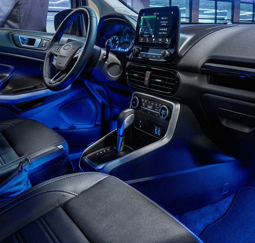 The 2018 Ford F-150 technology