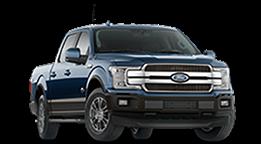 2019 Ford F-150 -- Blue