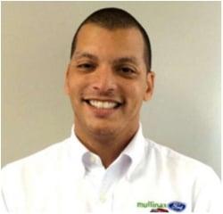 Sales Consultant Michael Maldonado in Sales at Mullinax Ford