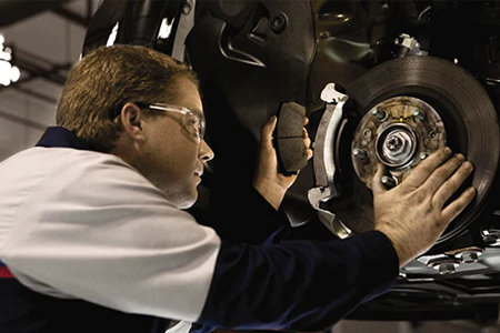 Coupon for Get up to a $60 Rebate by Mail on Motorcraft® Complete Brake Service When You Use the Ford Service Credit Card