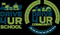 Ford drive 4ur school programn logo