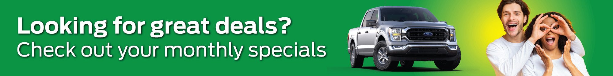 Mullinax Ford of Central Florida - New Vehicle Specials
