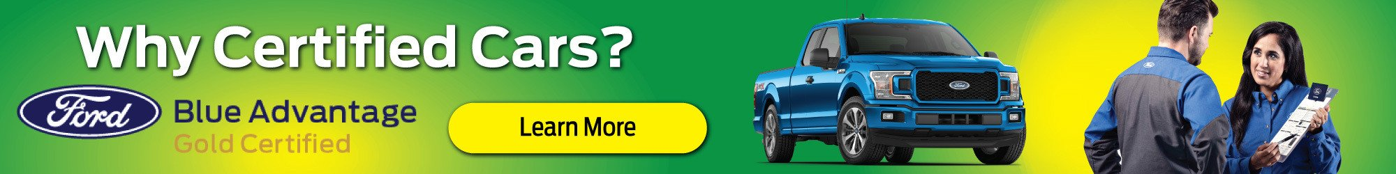 Mullinax Ford of Central Florida - Why Buy Certified Pre-owned?