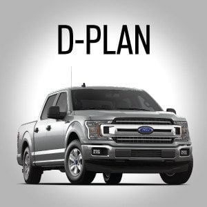 D-Plan - Ford F-150 - Mullinax Ford of Mobile