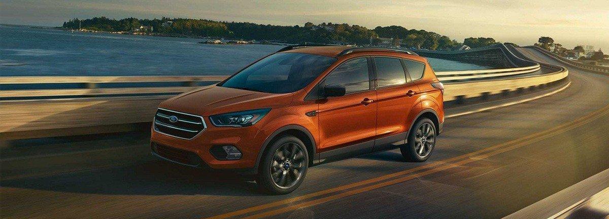 2019 Ford Escape Header