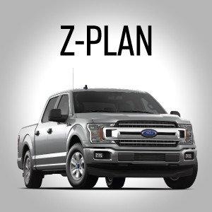 Z-Plan - Ford F-150 - Mullinax Ford