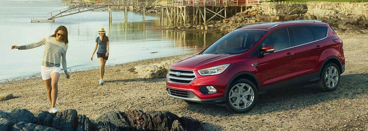 2019 Ford Escape Footer