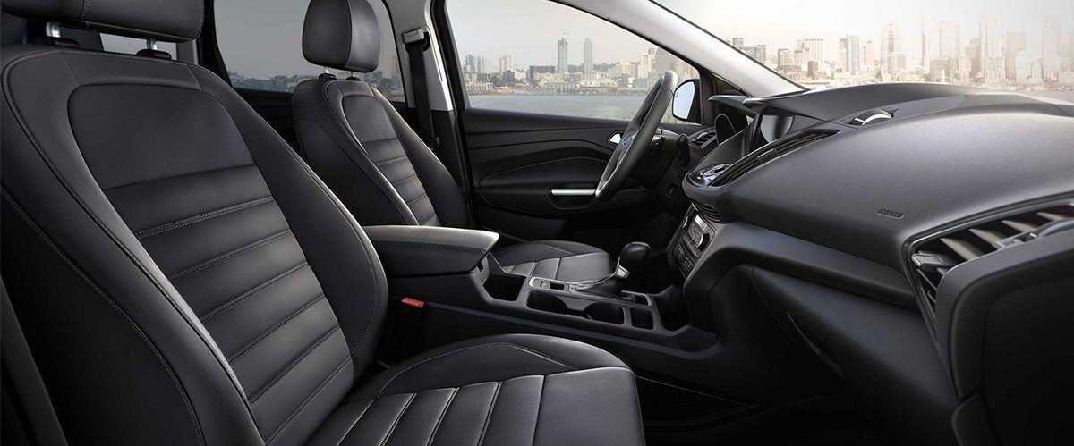 2019 Ford Escape Interior