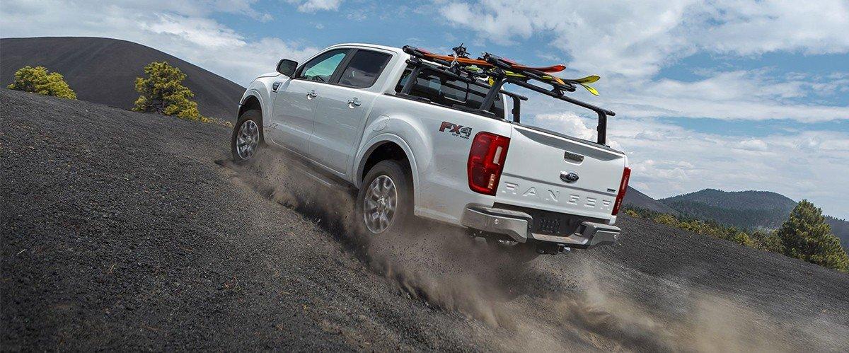 2019 Ford Ranger Footer
