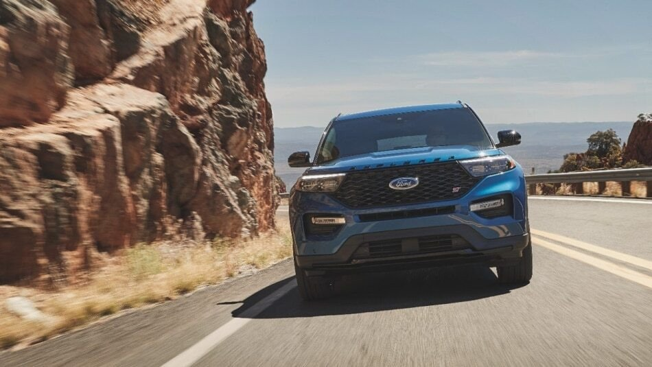 What are the A, Z, D and X plans? - Ford Explorer - Mullinax Ford of Mobile