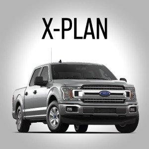 X-Plan - Ford F-150 - Mullinax Ford