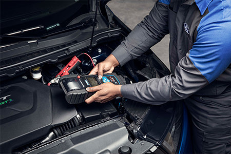 Coupon for Free Battery Test
