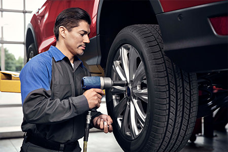 Coupon for Free Tire Rotation with the Purchase of 4 Tires Free Tire Rotation