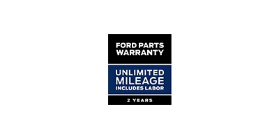 Coupon for Ford Parts Warranty FORD PARTS WARRANTY: TWO YEARS. UNLIMITED MILEAGE. INCLUDES LABOR.*