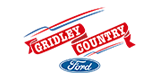 Gridley Country Ford Logo Main