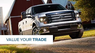Trade in your car for a new ford model at Gridley Country Ford