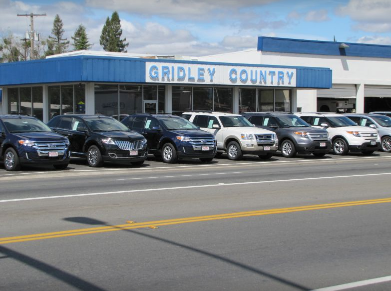 Gridley Country Ford Storefront