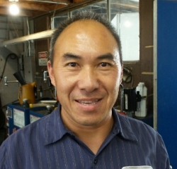 Automotive Technician Cheng Vue in Our Team at Gridley Country Ford