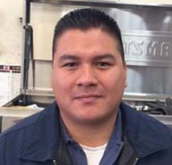 Automotive Technician Luis Calderon in Our Team at Gridley Country Ford