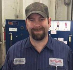 Automotive Technician Nathan Garner in Our Team at Gridley Country Ford