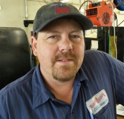 Automotive Technician Scott Pedro in Our Team at Gridley Country Ford