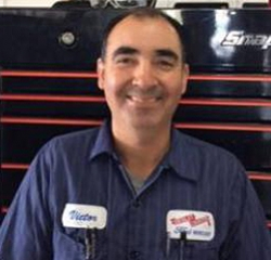 Automotive Technician Victor Figueroa in Our Team at Gridley Country Ford