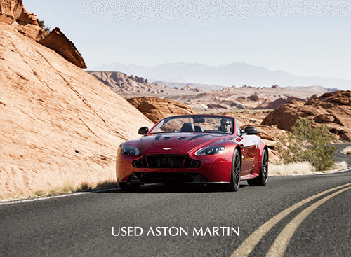 Check out of used Aston Martin inventory