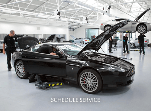 Schedule service today with Aston Martin Summit
