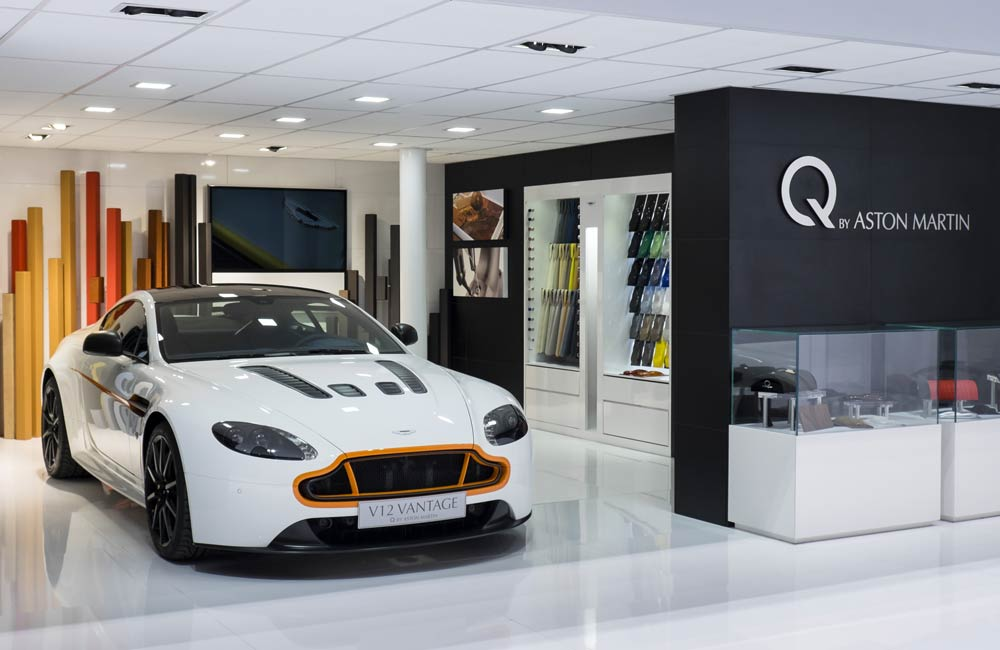 Aston Martin Q Aston Martin Summit - Aston martin dealerships