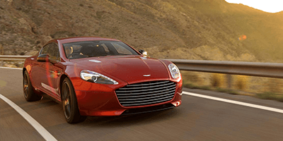 red aston martin rapide s for sale in Summit NJ