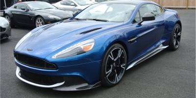 Special offer on 2018 Aston Vanquish 2018 Aston Martin Vanquish S Coupe