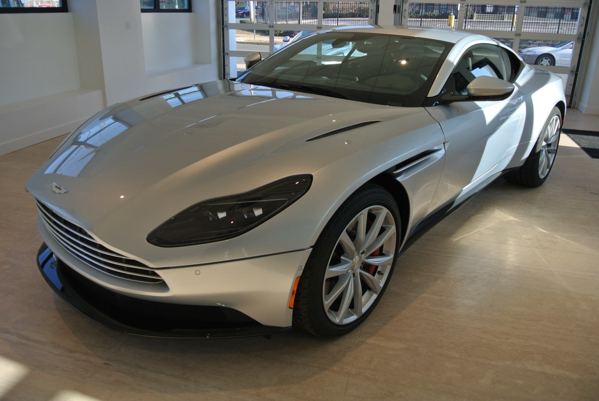 Special offer on 2018 Aston DB11 2018 Aston Martin DB11 V8 Coupe