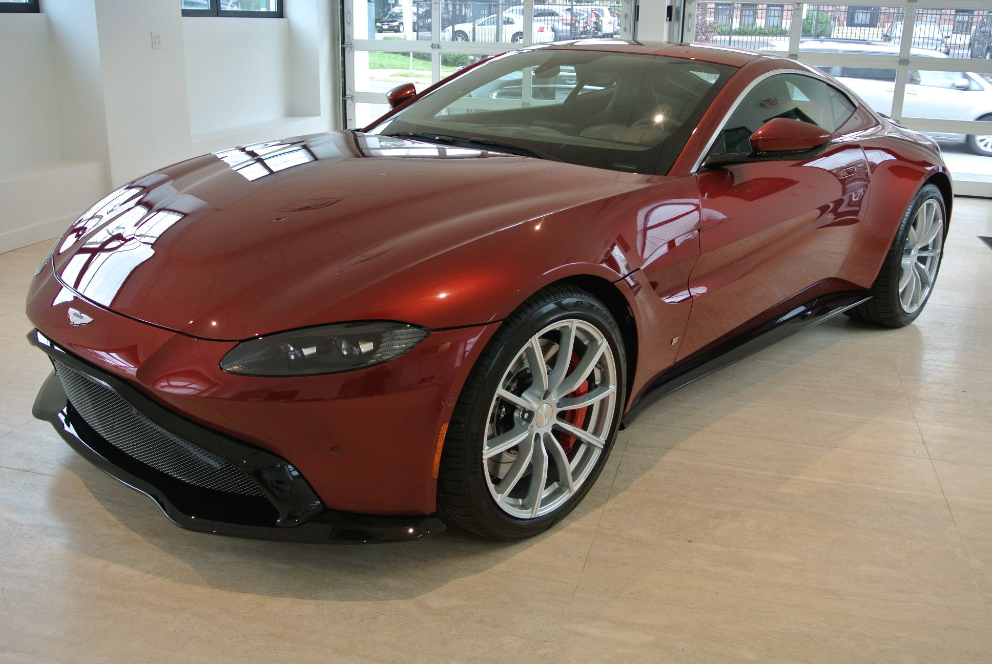 Special offer on 2019 Aston Vantage 2019 Aston Martin Vantage