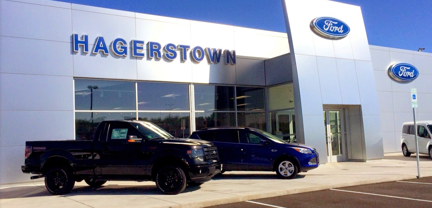 Hagerstown Ford Store