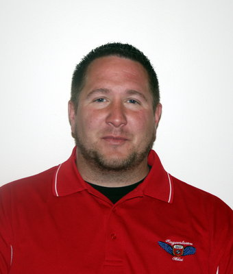 """Sales Consultant James """"JT"""" Thomas in Sales at Hagerstown Ford"""