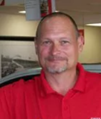 Commercial Sales Consultant Chuck Wade in Sales at Hagerstown Ford