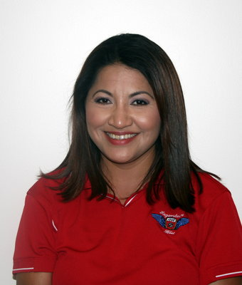 Sales Consultant Claudia Portillo in Sales at Hagerstown Ford